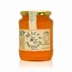 Miere polifloră 1 kg