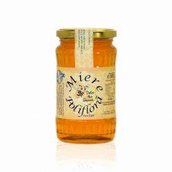 Miere polifloră 0,5 kg